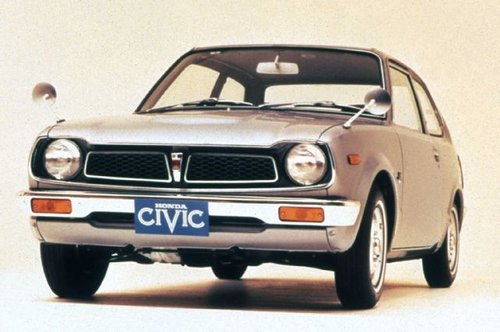 10 Generasi Honda Civic