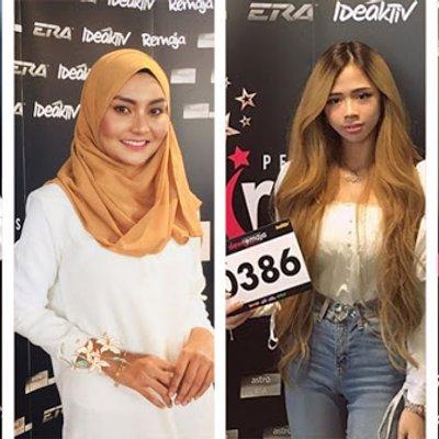 10 Instafamous Selebriti Yang Ikut Audition Pencarian Dewi Remaja 2018 2019 Siapa Yang Dapat Agaknya