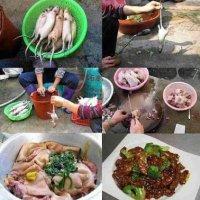 10 Makanan Palsu Tiruan Paling Popular Keluaran China