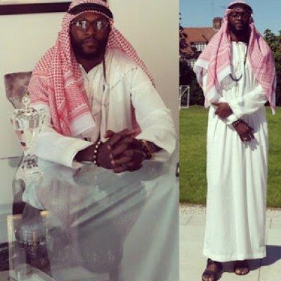 13 Alasan Emmanuel Adebayor Memeluk Islam