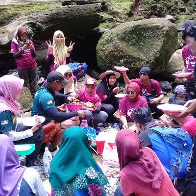 150418 Lost World Of Bagahak Lahad Datu Malaysia