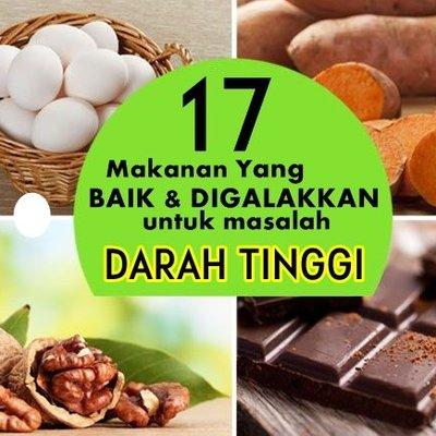 17 Makanan Yang Baik Untuk Turunkan Tekanan Darah Tinggi
