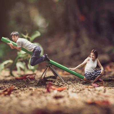 18 Idea Gambar Perkahwinan Miniature Yang Cantik Dan Menarik