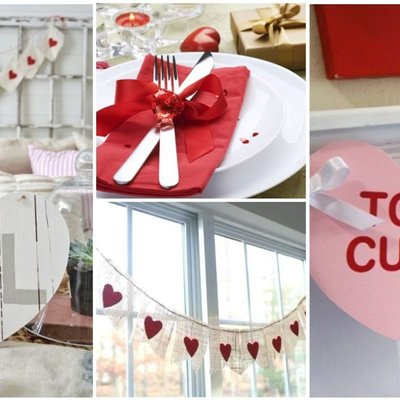 19 Inexpensive Diy Decorations To Style Up Your Home For Valentine S Day