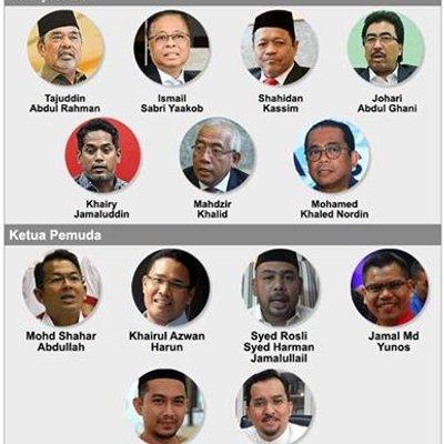 2 Ahli Umno Melaka Bertelagah Secara Tidak Matang