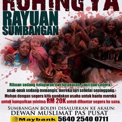 2 Langkah Erdogen Sebagai Wakil Umat Islam Ke Atas Rohingya