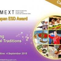 2015 Seameo Japan Esd Awards