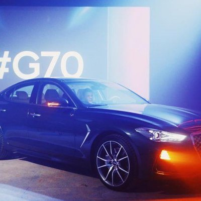 2019 Genesis G70 Launched In Russia