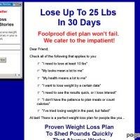 25 Days Meal Plan