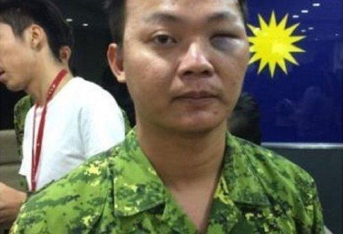 3 Anggota Rela Dakwa Dipukul Lelaki Bergelar Datuk Seri