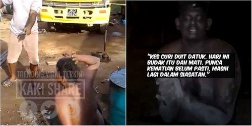 3 Suspek Pukul Dan Seksa Remaja 16 Tahun Sampai Mati Diburu Pihak Polis