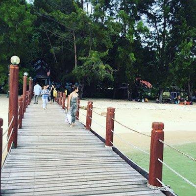 32 Photos Showing The Beauty Of Manukan Island At Sabah North Borneo Malaysia