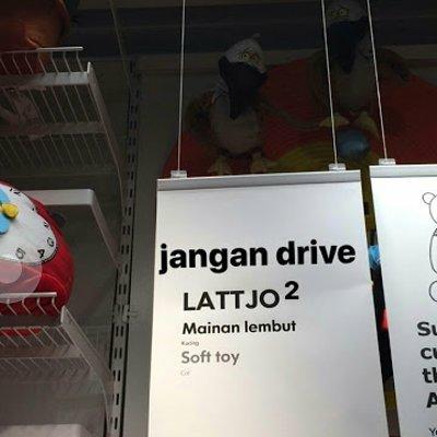4 Nama Produk Ikea Yang Ditokok Tambah Jadi Ayat Jenaka