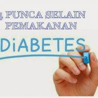 4 Punca Gula Dalam Darah Meningkat Selain Pemakanan