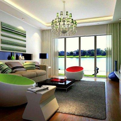 40 idea dekorasi ruang tamu