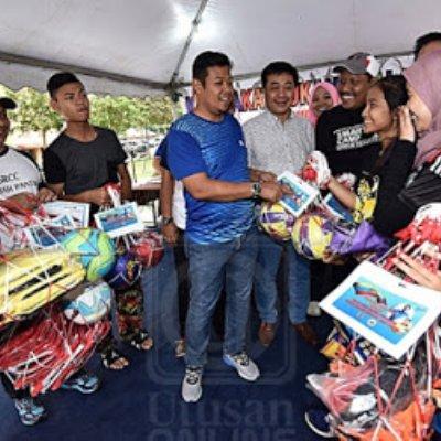 40 Persatuan Sukan Terima Bantuan Menerusi Kem Bakat Sukan 2017 Mofcomms