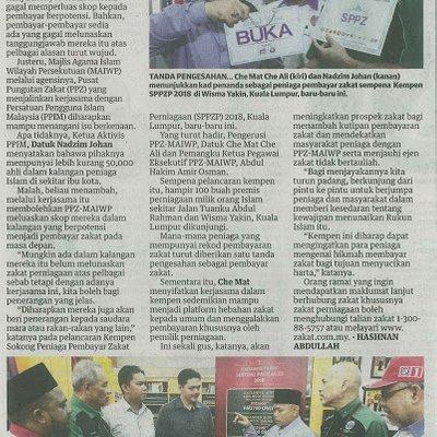 4407 Ppim Tampil Bantu Ppz Maiwp Utusan Malaysia 14 3 18