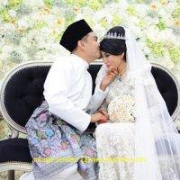 45 Gambar Sekitar Majlis Pernikahan Iesya Toh Huzairee