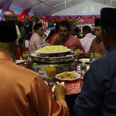 4505 Majlis Iftar Dan Penyampaian Sumbangan Hari Raya Aidilfitri Ppim 9 6 18