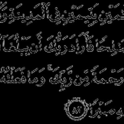 6728 Nabi Musa A S Dan Al Khidir Kisah Dalam Al Quran Surah Al Kahfi