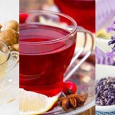 7 Rekomendasi Teh Herbal Yang Ampuh Atasi Masalah Kesehatan Ringan Dari Kram Haid Sampai Sakit Tenggorokan
