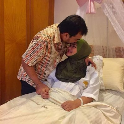 8 17 Pagi Siti Dah Bersalin Besar Babynya