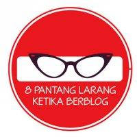 8 Pantang Larang Ketika Berblog