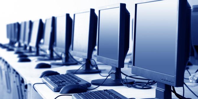 80 000 Komputer Disebar Ke Sekolah Sekolah Untuk Unbk 2017