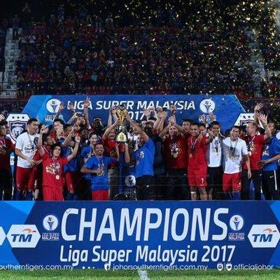 A Z Bola Sepak Domestik Malaysia 2017