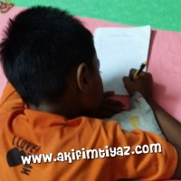 Abang Iman Nak Jadi Blogger