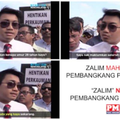 Adam Rosly Buktikan Era Kepimpinan Najib Razak Berjaya Lahirkan Ramai Jutawan Muda
