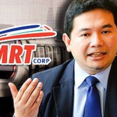 Admit You Re Wrong Bn Tells Rafizi Over Mrt Cost Calculations