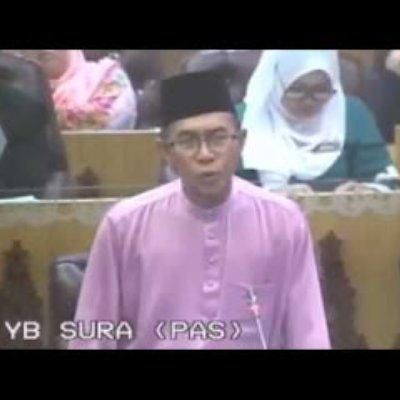 Adun Pas Sura Perlekeh Negeri Terengganu Tiada Pasar Raya Besar