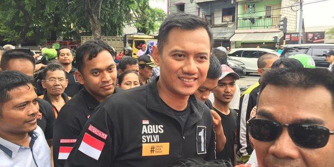 Agus Batal Kampanye Di Joglo Warga Bilang Alasannya Misterius