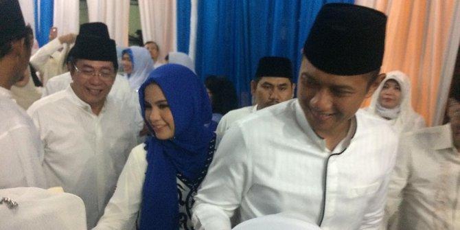 Agus Yudhoyono Senang Keluarganya Hadir Lengkap Rayakan Maulid Nabi