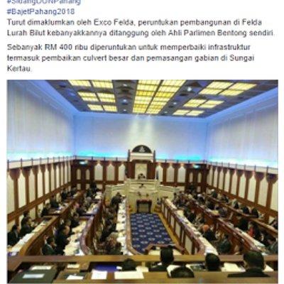 Ahli Parlimen Bantu Rakyat Adun Dapigs Buat Apa