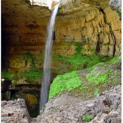 Air Terjun Tiga Jambatan Yang Menakjubkan