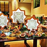 Air Zam Zam Istimewa Iftar Ramadhan Di Tonka Bean Cafe Impiana Hotel