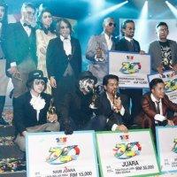 Ajl27 Tuah Yang Terukir Di Bintang Yuna Aizat Menang Rm35 000