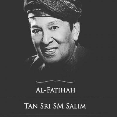 Al Fatihah Tan Sri Sm Salim Meninggal Dunia