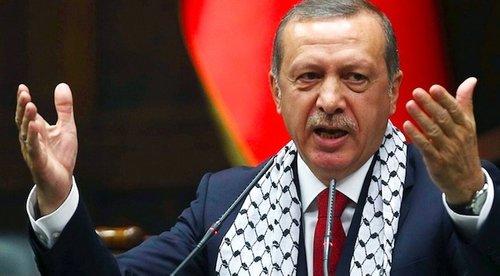 Allahu Akbar Umum Jurusalem Ibu Negara Israel Ni Reaksi Berani Erdogan Buat Ramai Amerika Tergamam