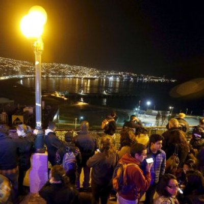 Amaran Tsunami Susulan Gempa 7 9 Magnitud Dekat Png