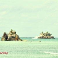 Amazing Rocks Of Linsuk Beach