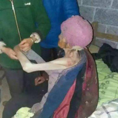 Anak Dan Menantu Kurung Ibu Usia 95 Tahun Dalam Kandang Babi