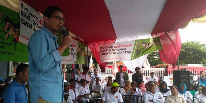 Anies Sandi Siap Rangkul Pkl Untuk Gerakan Ekonomi Jakarta