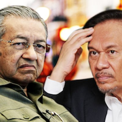 Anwar Not Guilty Of Sodomy Hints Mahathir