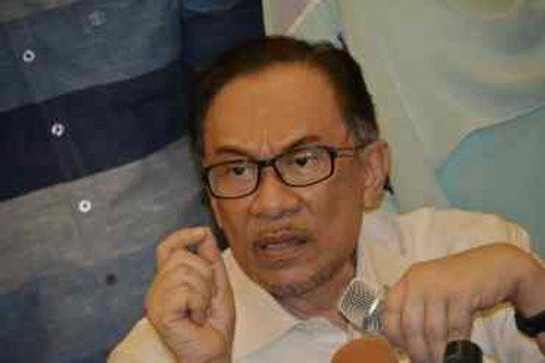 Anwar Tidak Dendam Terhadap Najib