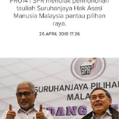 Apakah Allah Sedang Membuka Aib Pendokong Spr Yang Telah Diamanahkan Rakyat Malaysia 7392