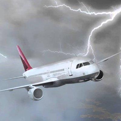 Apakah Yang Berlaku Sekiranya Pesawat Disambar Petir
