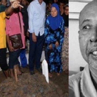 Arwah Zaibo Selamat Dik3bumikan Tetapi Ada Sesuatu Yang Netizen Ternampak Yang Buat Mereka Geram